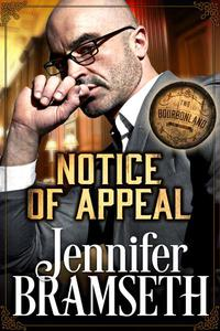 Notice of Appeal: Bourbonland Book 2