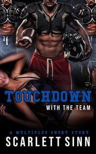 Touchdown With The Team: A Multiples Short Story