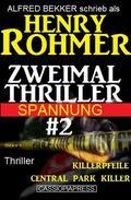Zweimal Thriller Spannung #2
