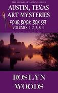 Austin, Texas Art Mysteries Four Book Box Set (1,2,3&4)