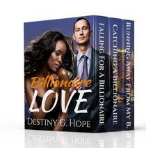 Billionaire Love (Clean Interracial Romance)(3 Book Box Set)