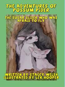 The Adventures of Possum Pider: The Sugar Glider Who Was Afraid To fly