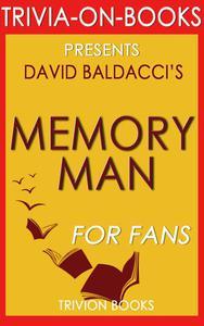 Memory Man by David Baldacci (Trivia-On-Books)