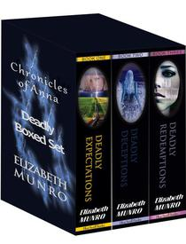 The Chronicles of Anna Deadly Boxed Set, Books 1-3