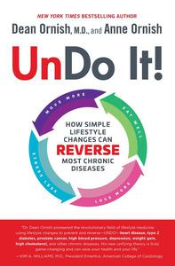 Undo It! Cookbook: Recipes That Can Reverse Most Chronic Diseases