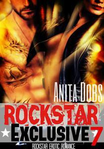 Rockstar Exclusive (Rockstar Erotic Romance #7)