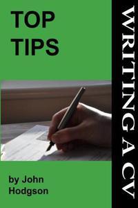 Top Tips: Writing a CV/Resume