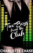 Two Boys from the Club (A Bisexual Threesome)