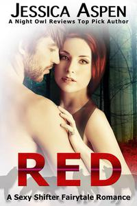 Red: A Sexy Shifter Fairytale Romance