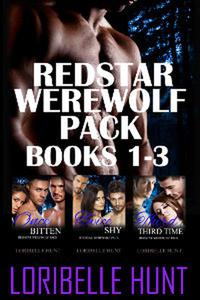Redstar Werewolf Pack Books 1-3