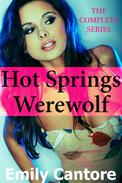 Hot Springs Werewolf Complete Series