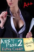 Ass for a Pass 2: Extra Credit