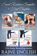 Sweet Romance Sampler: 5 First Chapters
