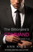 The Billionaire's Command : 7-12
