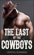 The Last of the Cowboys (Gay Cowboys Erotic Romance)
