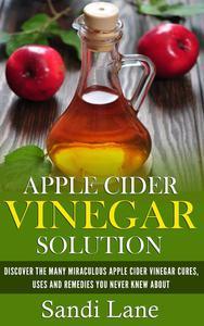 Apple Cider Vinegar Solution