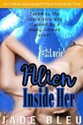 Alien Inside Her #2: Lucie