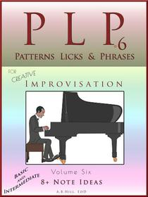 PLP 6 Patterns, Licks & Phrases