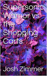 Supersonic Warrior vs the Shopping Carts