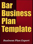 Bar Business Plan Template (Including 6 Special Bonuses)