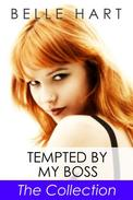 Tempted by My Boss: The Collection