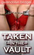 Taken in the Vault (BBW BDSM Erotic Romance)