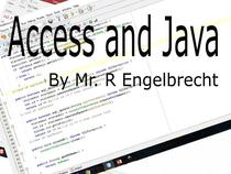 Java and Access