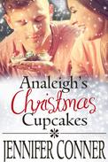 Analeigh's Christmas Cupcakes