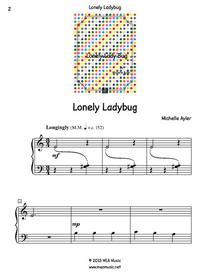Lonely Ladybug