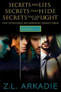 The Sterlings Billionaire Family Saga (Books 1-3)