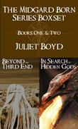 The Midgard Born Series Boxset: Books One & Two