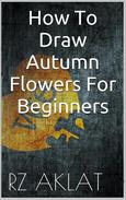 How To Draw Autumn Flowers For Beginners
