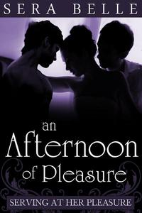 An Afternoon of Pleasure (MF MMF sex Downton Abbey-themed BBW erotica)