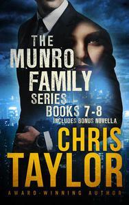 The Munro Family Series Books 7-8 includes bonus novella