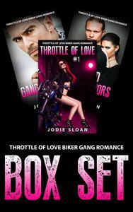 Throttle of Love Biker Gang Romance Box Set