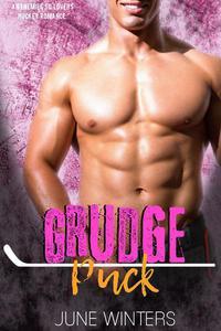Grudge Puck: An Enemies to Lovers Hockey Romance