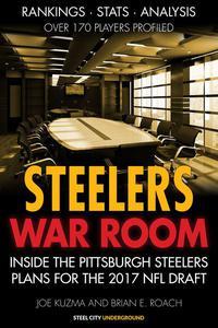 Steelers War Room | Inside The Pittsburgh Steelers plans for the 2017 NFL Draft