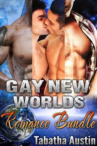 Gay New Worlds Romance Bundle