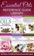 Essential Oils Reference Guide Library