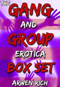 The Gang & Group Erotica Box Set