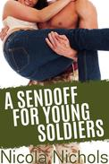 A Sendoff For Young Soldiers