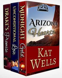 Arizona Hearts: A Contemporary Western Romance Boxed Set