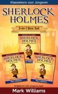 Sherlock voor Kinderen 3-in-1 Box Set door Mark Williams