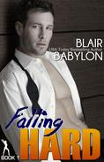 Falling Hard (Billionaires in Disguise: Lizzy, #1)