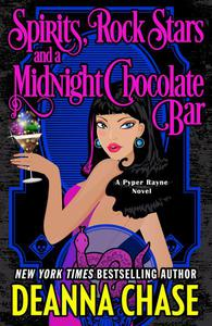 Spirits, Rock Stars, and a Midnight Chocolate Bar