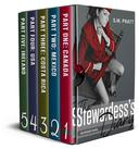 The Stewardess's Diary - Parts 1-5: Canada, Mexico, Costa Rica, USA & Ireland