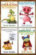Quatre histoires fantastiques pour endormir les enfants de 3-6 ans