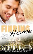 Finding Home: St. John Sibling Series, Book 2