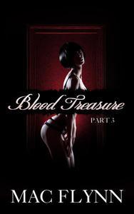 Blood Treasure #3 (New Adult Vampire Romance)