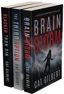 The Taylor Morrison Thrillers: Books 1-3